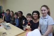 De gauche à droite: Sarah-Maude Fraser, 5e année;... (Courtoisie) - image 12.0
