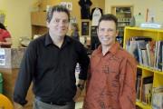 Les conseillers Carl Dufour et Jonathan Tremblay n'ont... (Archives Le Progrès-Dimanche) - image 4.0