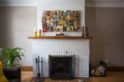 le d fi d co un homme et son salon isabelle cl ment d coration. Black Bedroom Furniture Sets. Home Design Ideas