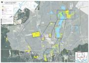 Carte des terrains de la Ville de Québec... (Ville de Québec) - image 2.0