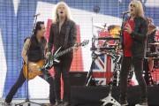 Def Leppard en spectacle au Wembley de Londres... (PHOTO ARCHIVES AP) - image 2.0