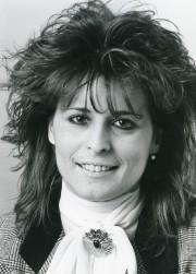 Fabienne Larouche en 1986, à l'époque où elle... (PHOTO ROBERT NADON, ARCHIVES LA PRESSE) - image 4.0
