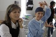 En 2009, Fabienne Larouche lance la série Trauma,... (PHOTO ROBERT MAILLOUX, ARCHIVES LA PRESSE) - image 2.0