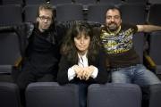 Les auteurs des Bougon, François Avard et Jean-François... (PHOTO IVANOH DEMERS, ARCHIVES LA PRESSE) - image 3.0