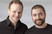 Les cofondateurs de Squeeze, Denis Doré et Patrick... (Fournie par Squeeze) - image 2.0