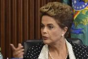 La présidente brésilienne Dilma Rousseff a fait de... (AFP, Evaristo Sa) - image 4.0