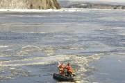 Pour déterminer le périmètre de recherche, les plongeurs... (Photo Le Quotidien, Mariane L. St-Gelais) - image 3.0