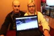 Pierre Lapointe et Johanne Brodeur ont lancé un... (Audrey Tremblay, Le Nouvelliste) - image 1.1