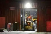 Le début d'incendie s'est déclaré dans les installations... (Photo Le Quotidien, Jeannot Lévesque) - image 1.0