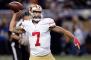 Colin Kaepernick... (Photo Tom Gannam, AP) - image 4.0
