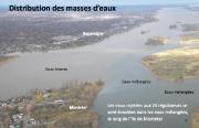C'est finalement 4,9 milliards de litres d'eaux usées... (IMAGE FOURNIE PAR LA VILLE DE MONTRÉAL) - image 1.0