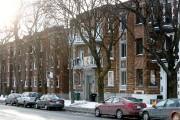 Le boulevard Édouard-Montpetit, du nom d'un avocat, économiste... (PHOTO OLIVIER JEAN, LA PRESSE) - image 1.0