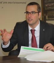Le directeur général de la Ville de Victoriaville,... (La Tribune, Yanick Poisson) - image 1.0