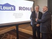 Le président du C. A. de RONA,Robert Chevrier... (La Presse Canadienne, Ryan Remiorz) - image 5.0