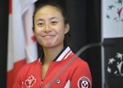 Carol Zhao en est àsa première présence avec... (Le Soleil, Yan Doublet) - image 4.0
