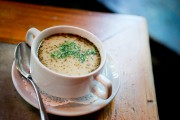 Une soupe zurek.... (PHOTO MARCO CAMPANOZZI, LA PRESSE) - image 7.0