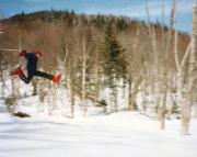 JP Auclair à l'âge de 13 ans, au... (Photo fournie par la famille) - image 5.0