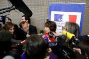 La ministre française des Affaires sociales, de la... (photo kenzo tribouillard, agence france-presse) - image 1.0