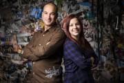 Paul Champoux et Stéphanie Gagné, de Jim &... (Jim & Jane Productions) - image 1.1