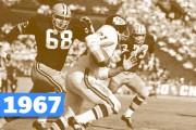 L'histoire des 50 ans du Super Bowl rime... (Infographie Le Soleil) - image 1.0