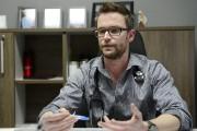 Le Dr Olivier Gagnon est médecin au GMF... (Photo Le Progrès-Dimanche, Jeannot Lévesque) - image 1.0
