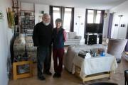 Yves Lever et Marie-Claude Langlois se sont installés... (PHOTO FRANÇOIS ROY, LA PRESSE) - image 2.0