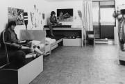 Des athlètes posent dans les appartements qui leur... (PHOTO ARCHIVES LA PRESSE) - image 6.0