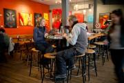 Qu'il s'agisse d'un café, le matin, avant de... (PHOTO DAVID BOILY, LA PRESSE) - image 5.0