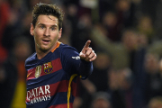 Lionel Messi... (Photo Lluis Gene, archives AFP) - image 3.0