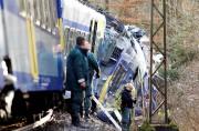 Les autorités allemandes cherchaient mardi à expliquer un... (PHOTO UWE LEIN, AFP/DPA) - image 1.1