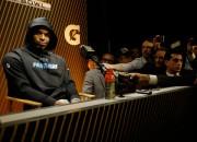 Cam Newton, la vedette des Panthers, a été... (Photo Marcio Jose Sanchez, Associated Press) - image 2.0