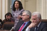 La ministre de l'Économie, Dominique Anglade à l'Assemble... (La Presse Canadienne, Jacques Boissinot) - image 4.0