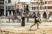 Les affres subies par la vieille ville de... (AFP) - image 1.0