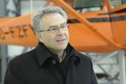 Nicol Minier, directeur général de l'Aéroport d'Alma.... (Photo Le Quotidien, Gimmy Desbiens) - image 3.0