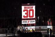 Les Devils du New Jersey ont retiré le... (AP, Mel Evans) - image 2.0