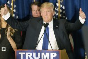 Donald Trump a remporté mardi la primaire républicaine... (PHOTO DAVID GOLDMAN, AP) - image 7.0