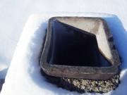 Les cheminées hors d'usage laissent échapper énormément de... (PHOTO ANDRÉ DUMONT, COLLABORATION SPÉCIALE) - image 2.0