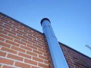 Plus récentes, les cheminées métalliques doivent quand même... (PHOTO ANDRÉ DUMONT, COLLABORATION SPÉCIALE) - image 4.0
