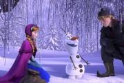 La reine des neiges... (Fournie par Disney) - image 1.0