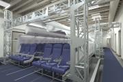 Le nouveau laboratoire accueillera le fuselage d'un avion,... (Courtoisie, CNRC) - image 2.0