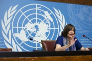 La sous-directrice générale de l'OMS pour les systèmes... (Keystone via Associated Press, Martial Trezzini) - image 2.0