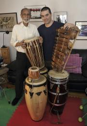 Jayanta Guha et Pascal Bouchard participeront à un... (Photo Le Quotidien, Rocket Lavoie) - image 1.0