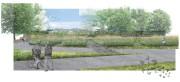 Illustration de la conversion du Complexe environnemental Saint-Michel... (IMAGE FOURNIE PAR LA VILLE DE MONTRÉAL) - image 1.1