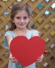 Mélodie Tremblay, huit ans, suggère quelques trucs aux... (Photo Le Progrès-Dimanche, Mélissa Viau) - image 4.0
