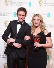 Eddie Redmayne et Kate Winslet.... (PHOTO AP) - image 3.0