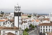 Ponta Delgada, capitale de l'île, est aussi la... (PHOTO THINKSTOCK) - image 3.0