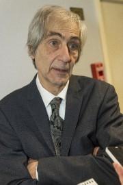 Me Denis Barrette, avocat qui représente les manifestants... (Spectre Média, Frédéric Côté) - image 1.0