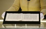 La cantatesignée en commun par le compositeur autrichien... (AP, Petr David Josek) - image 8.0