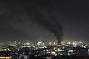 La violente déflagration a été entendue dans une... (AFP) - image 2.0