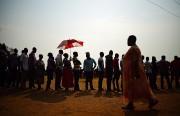 Les élections se sont prolongées jusqu'à vendredi pour... (PHOTO CARL DE SOUZA, AFP) - image 4.1